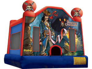 Pirates of the Caribbean Jump (Lg) - $150