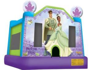 Princess & Frog Jump