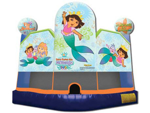 Dora Mermaid Club