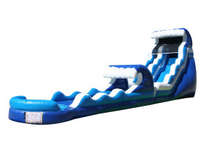 Tsunami Slip N Dip with Slide