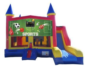 Sports Castle Combo