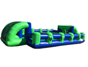 Foosball Green/Blue (8 Player)