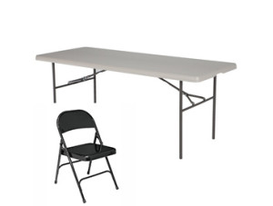 Table & Chairs Package