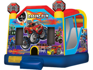 Racing Fun 4 in 1 Combo