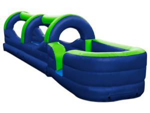 Green/Blue Slip N Slide