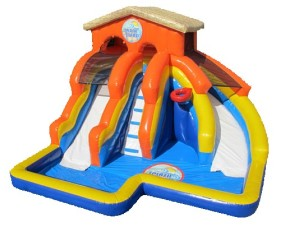 Toddler Splash Island