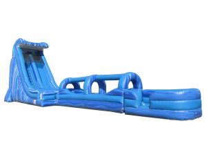 24' Thunder Wave w/ Slip N Slide $500.00 INCLUDING GENERATOR, DELIVERY, SETUP, & PICKUP for 24 hrs.