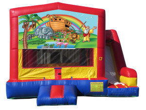 Noah's Ark Bounce & Slide