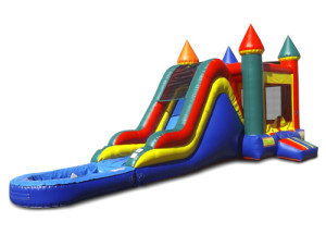 Castle Combo w/ Pool