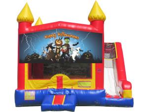 4-n-1 Halloween Castle Combo