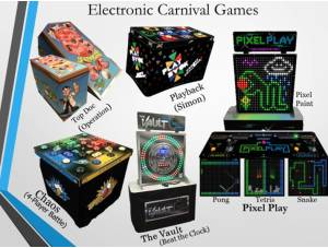Electric Carnival Games