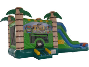 Tiki Island Wet/Dry Combo DELIVERY,SETUP, & PICKUP for all day rental $185!