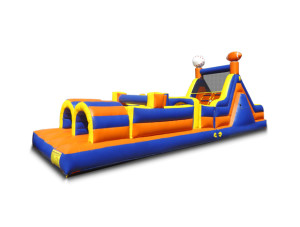 Sports Obstacle Course    $250