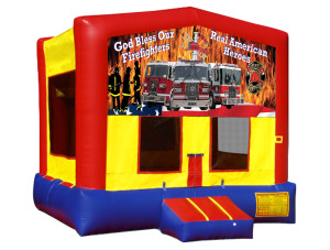 Fire Fighters Bounce