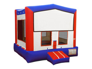 Red/White/Blue Modular Bounce