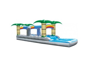 27' Roaring River Tropical Slip N Slide