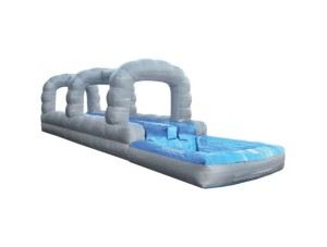 27' Roaring River Rock Arches Slip N Slide