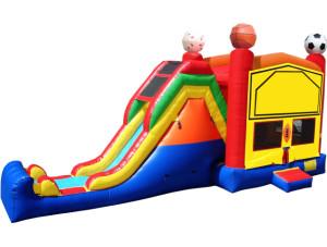 Jump & Slide 2 Sports
