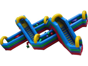 Helix Obstacle Course