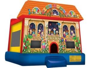 Club House 2 3D Jump