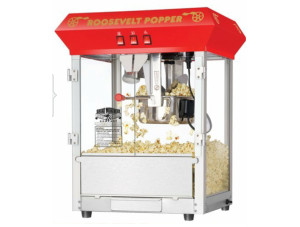 Popcorn Machine $50.00 INCLUDES SUPPLIES FOR 25 GUESTS