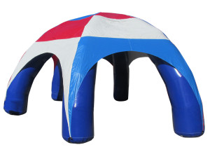 Red/White/Blue Tent