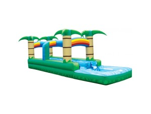 27' Tropical Roaring River Slip N Slide