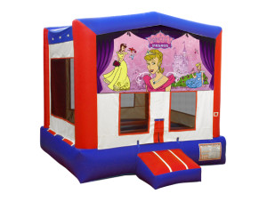 Princess Party Bounce