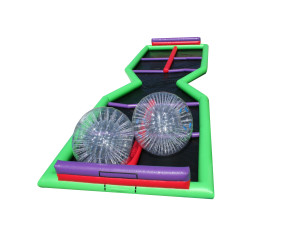 Zorb Ball Set with Track