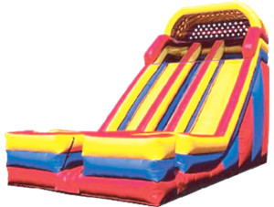 18' Dual Slide