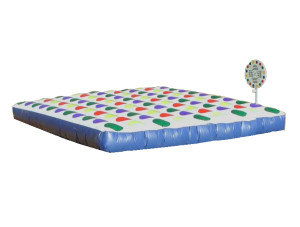 Inflatable Twister Mat