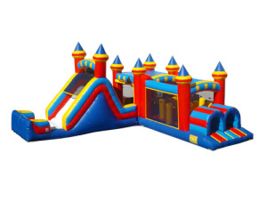 3 Piece Obstacle  $375 plus tax, includes delivery, set up, 8hr rental