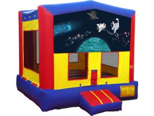 Astronaut Bounce