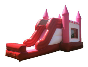 Castle Combo Pink/Red/White