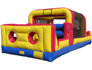 32' Mini Obstacle Course DELIVERY,SETUP, & PICKUP for an all day rental $235.00!