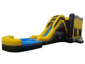 Jump & Slide 2 (Black & Yellow)