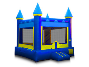 Blue Castle 15x15 with Goal