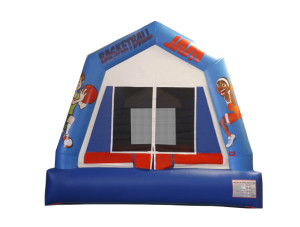 Basketball Jam  $158 plus tax, delivered, set up, 8hr rental