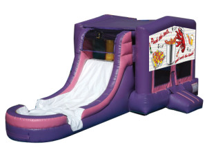 Pink/Purple Crawfish Jump N Slide