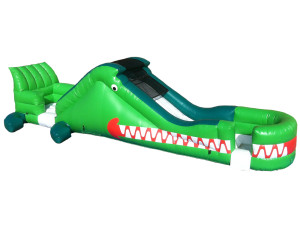 40 Ft Alligator Slide