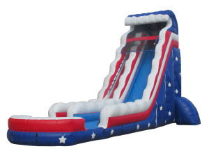 24' Stars and Stripes Slide