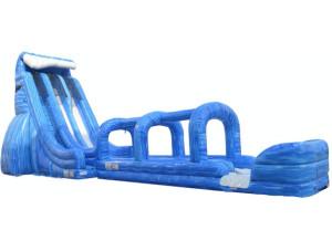 22' Pipeline Dual Lane Slide