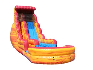 22' Fire and Ice Slide - $375