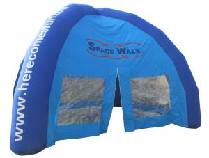 Blue Air Tent