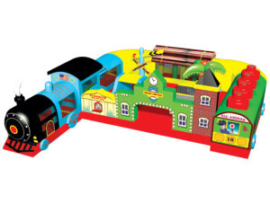 Toddler Fun Express Train Station