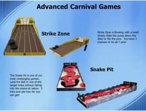 Strike Zone, Snake Pit