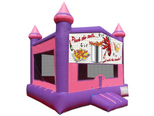 Pink Crawfish Castle