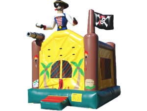 Pirates Bounce