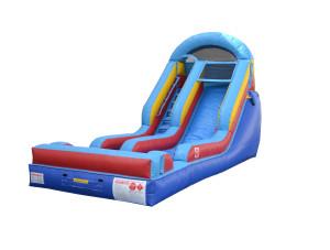 13' Arch Wet & Dry Slide