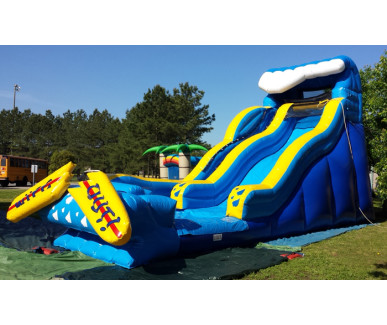 WipeOut Slide